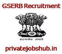 GSERB Recruitment