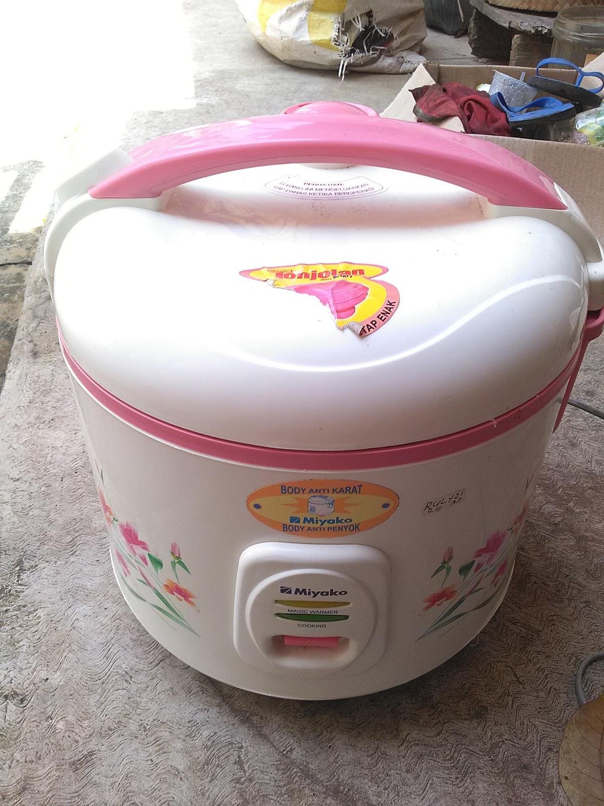 ZAPT777: Tips: Cara Mengatasi Otomatis Rice Cooker Tidak ...