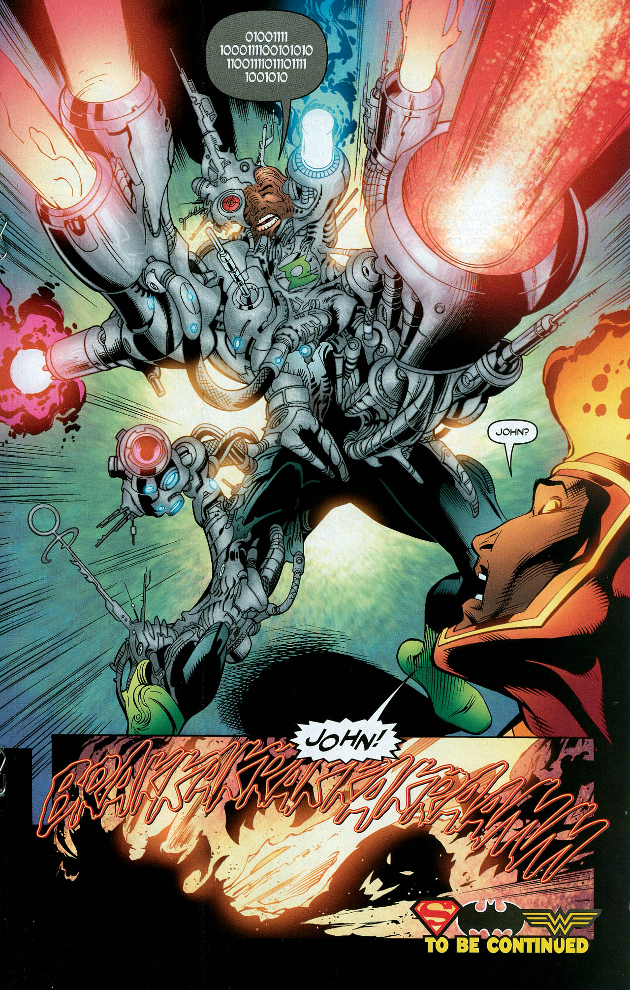 Read online Trinity (2008) comic -  Issue #12 - 19