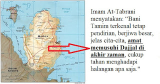 TERNYATA...!!! Dinasti Bani Tamim di Qatar, Benteng Melawan Dajjal di Timur Tengah
