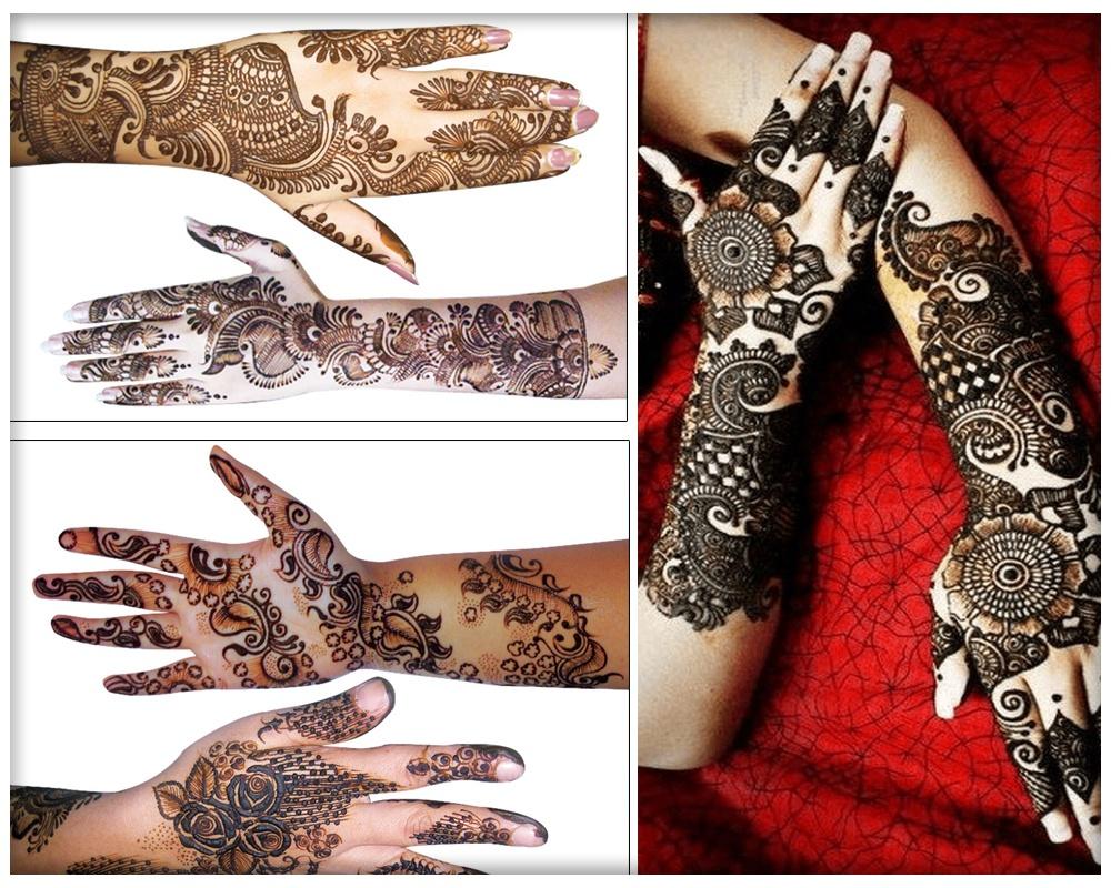 Meri Saheli Mehndi Designs