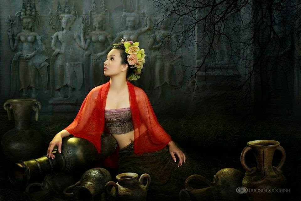 "Incredible Body Paintings and Photography by Vietnamese Artist ""Duong-Quoc-Dinh"""