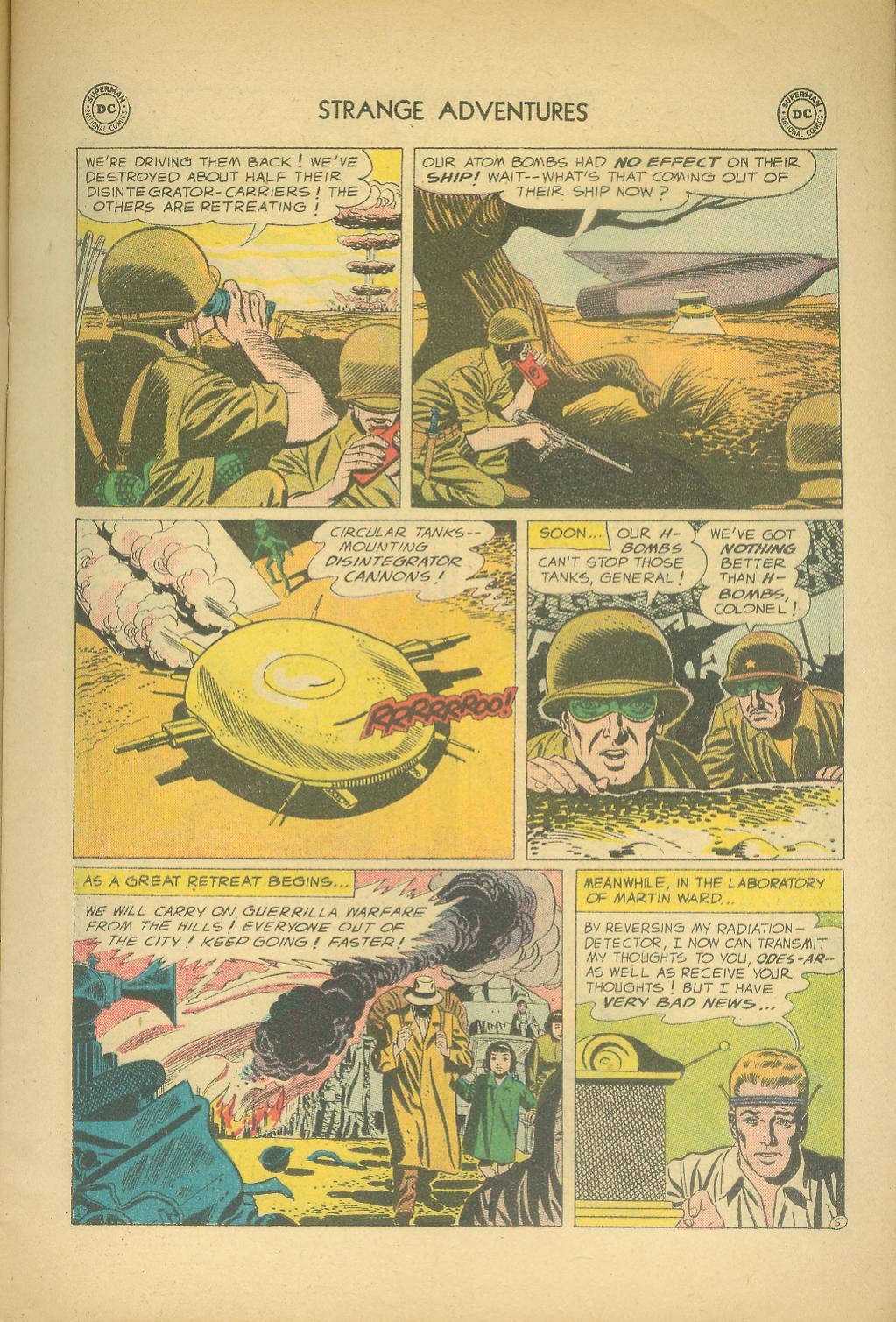 Strange Adventures (1950) issue 76 - Page 7