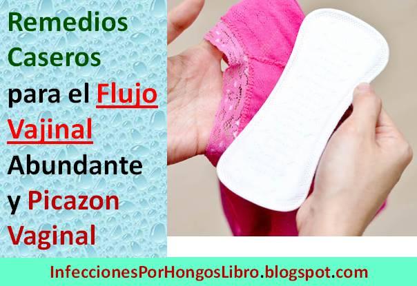 Remedios para el olor y exceso de flujo vaginal Salud