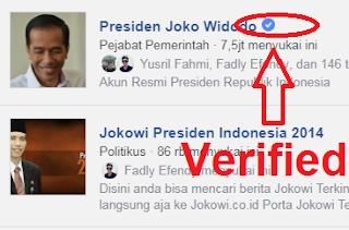 cara verifikasi akun facebook