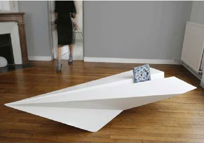 Funky Find Of The Week Jet Coffee Table