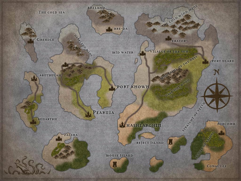Inkarnate World Map.The 3 Toadstools So Inkarnate Is Fun
