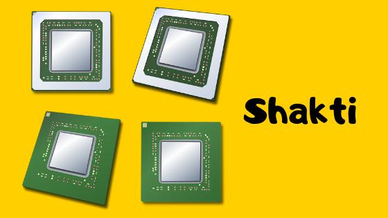 shakti processor