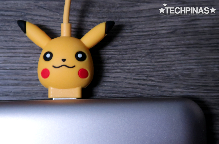 Pikachu Charging Cable