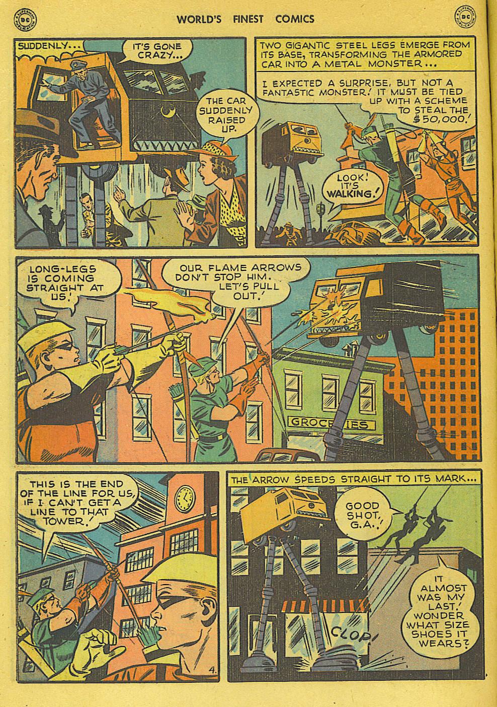 Read online World's Finest Comics comic -  Issue #34 - 44