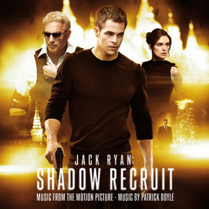 Jack Ryan Shadow Recruit Liedje- Jack Ryan Shadow Recruit Muziek - Jack Ryan Shadow Recruit Soundtrack - Jack Ryan Shadow Recruit Filmscore
