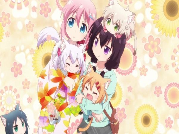 Sinopsis Anime Nyanko Days 2017, Cerita Anime Nyanko Days 2017, Kisah Anime Nyanko Days 2017