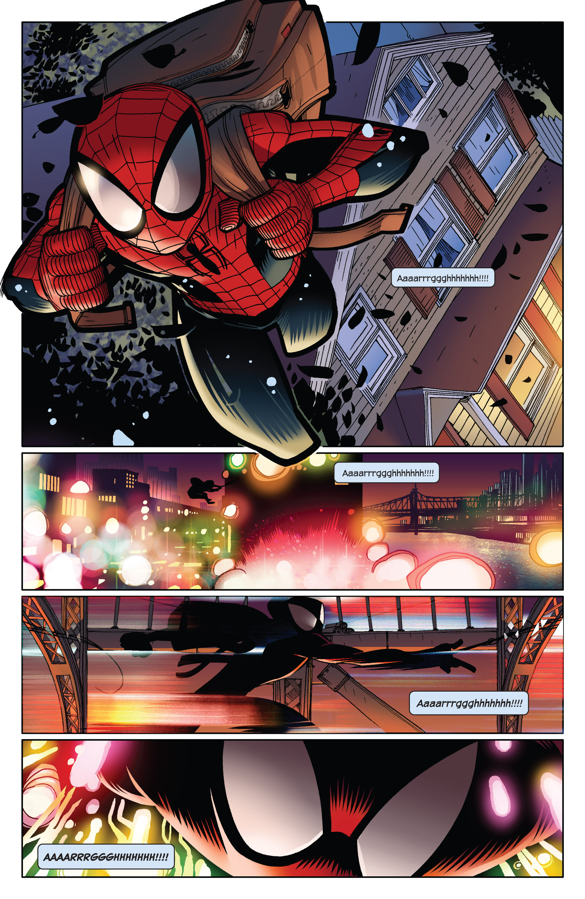 Read online Ultimate Spider-Man (2009) comic -  Issue #9 - 17