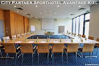 Hotelfotografie tagungsräume fotografieren sporthotel avantage kiel