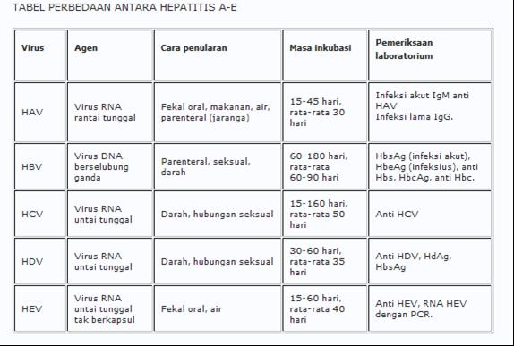 Epidemiologi Penyakit Menular: HEPATITIS C