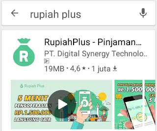 rupiahplus kredit pinjaman