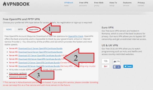 تحميل برنامج openvpn للاندرويد لفتح المواقع المحجوبة مع الشرح