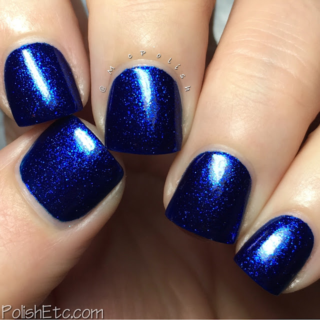 Whimsical Ideas by Pam - Summer 2016 Collection - McPolish - Camp Comet