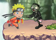 Naruto vs Zombies