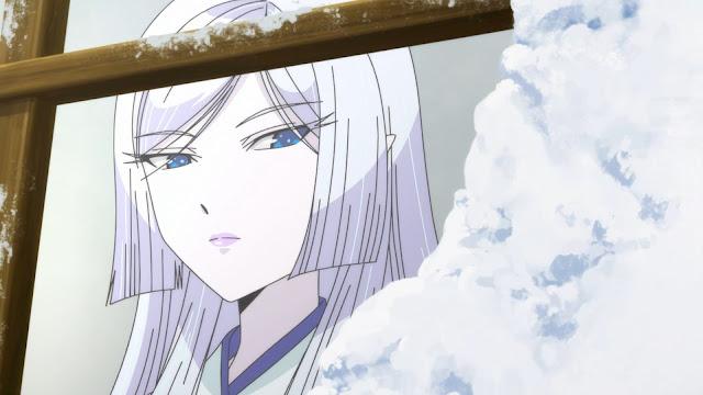 雪女 ゆきの母