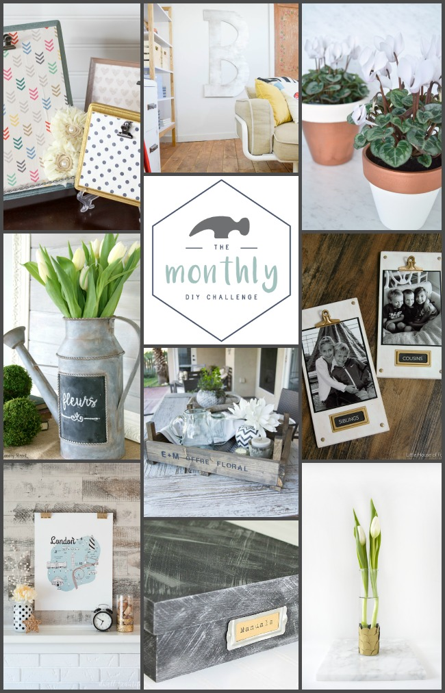 9 Creative Ways To Use Metallic Paint