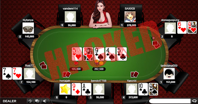 CHEAT POKER ONLINE PKV TERBARU ANDROID