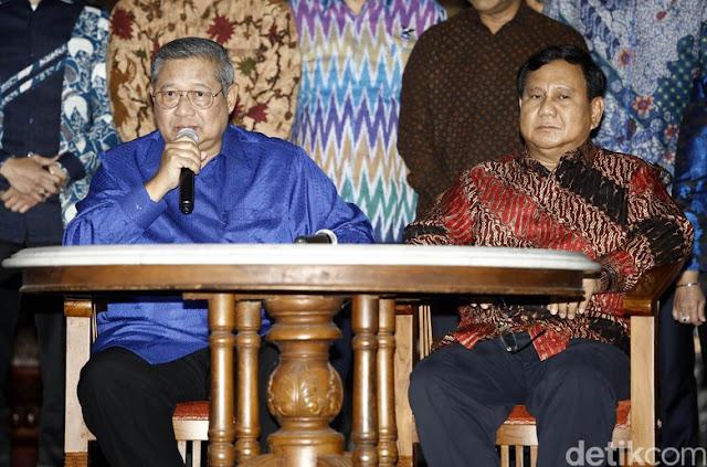 Disindir Gerindra karena Dekat Jokowi, Balasan Partai Demokrat Berpotensi Bikin Prabowo Sakit Hati, Nyelekit Banget