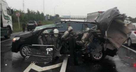 Kecelakaan di Tol Cipali Jakarta