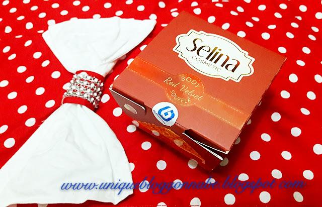 Selina Body Soffle Red Velvet