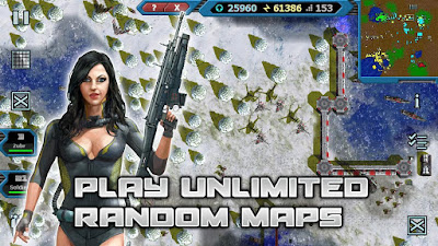 Machines at War 3 RTS Apk for Android (paid)