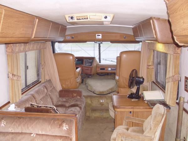 Used RVs 1984 Revcon King RV for Sale For Sale by Owner