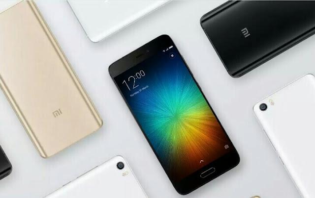 Spesifikasi dan Harga Xiaomi Mi 5 Terkini