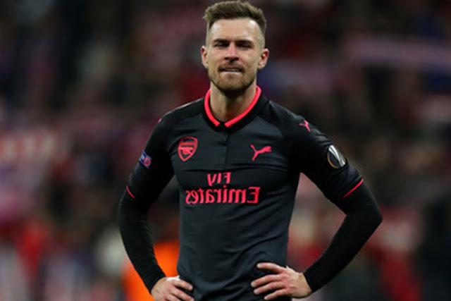 Ramsey akan Terkendala Gabung Chelsea