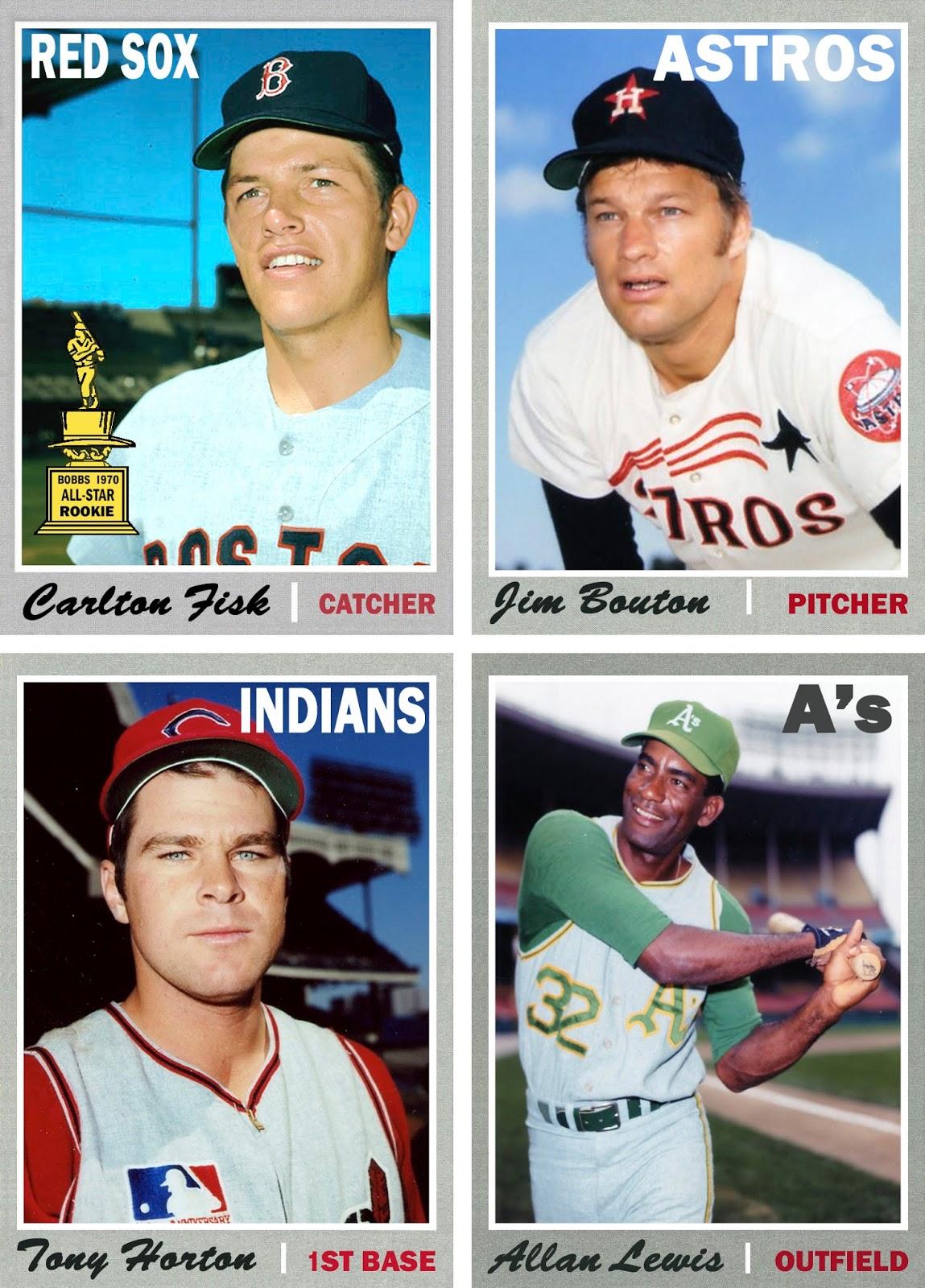 Bob Lemke's Blog: Checklist of my custom baseball cards 1970-1990