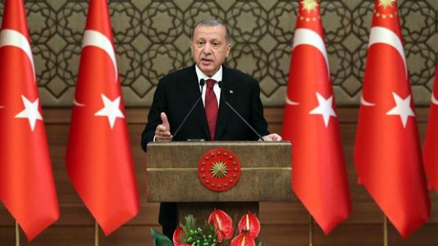 الرئيس التركي رجب طيب اردوغان يبدأ ولاية رئاسية جديدة بصلاحيات معززة بالدستور الجديد