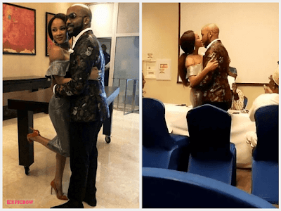 Banky W and Adesua Etomi get legally married! (Photos/Video)   #BAAD2017