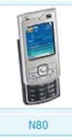 Nokia N80 RM 92 all firmware versions