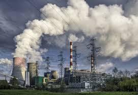 A poluição atmosférica refere-se a mudanças da atmosfera