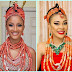 Edo traditional wedding attire of Adesua Etomi vs Ehi Ogbebor, which do you prefer? (PHOTOS)