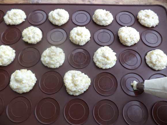 Honingzoete glutenvrije kokoskoekjes
