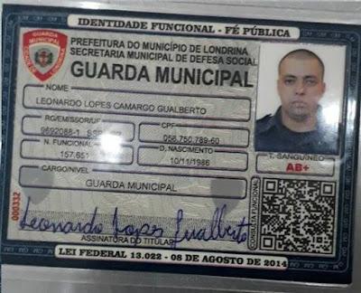 Guarda Municipal é executado em mercado na zona oeste de Londrina (PR)