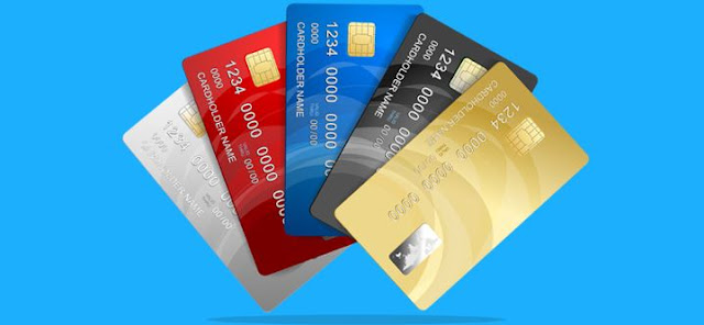 basic credit card types rewards card interest rates limits