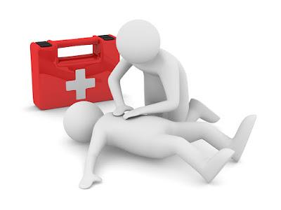 ما هي إجراءات ووسائل الحماية الذاتية أثناء القيام بالاسعافات الأولية؟