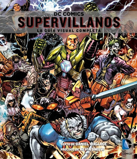 DC Comics Supervillanos
