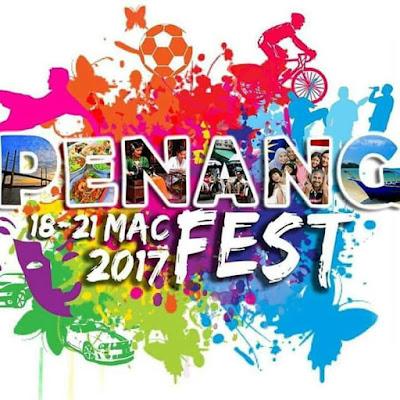 penang fest 2017, penang, festival, tempat menarik penang, pulau pinang, aktiviti menarik,