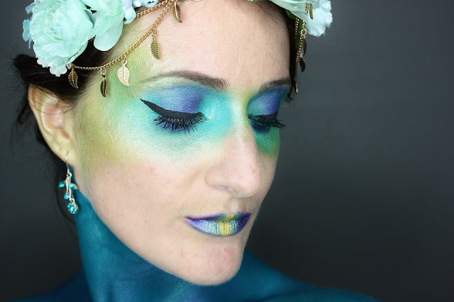 peacock-artistic-makeup