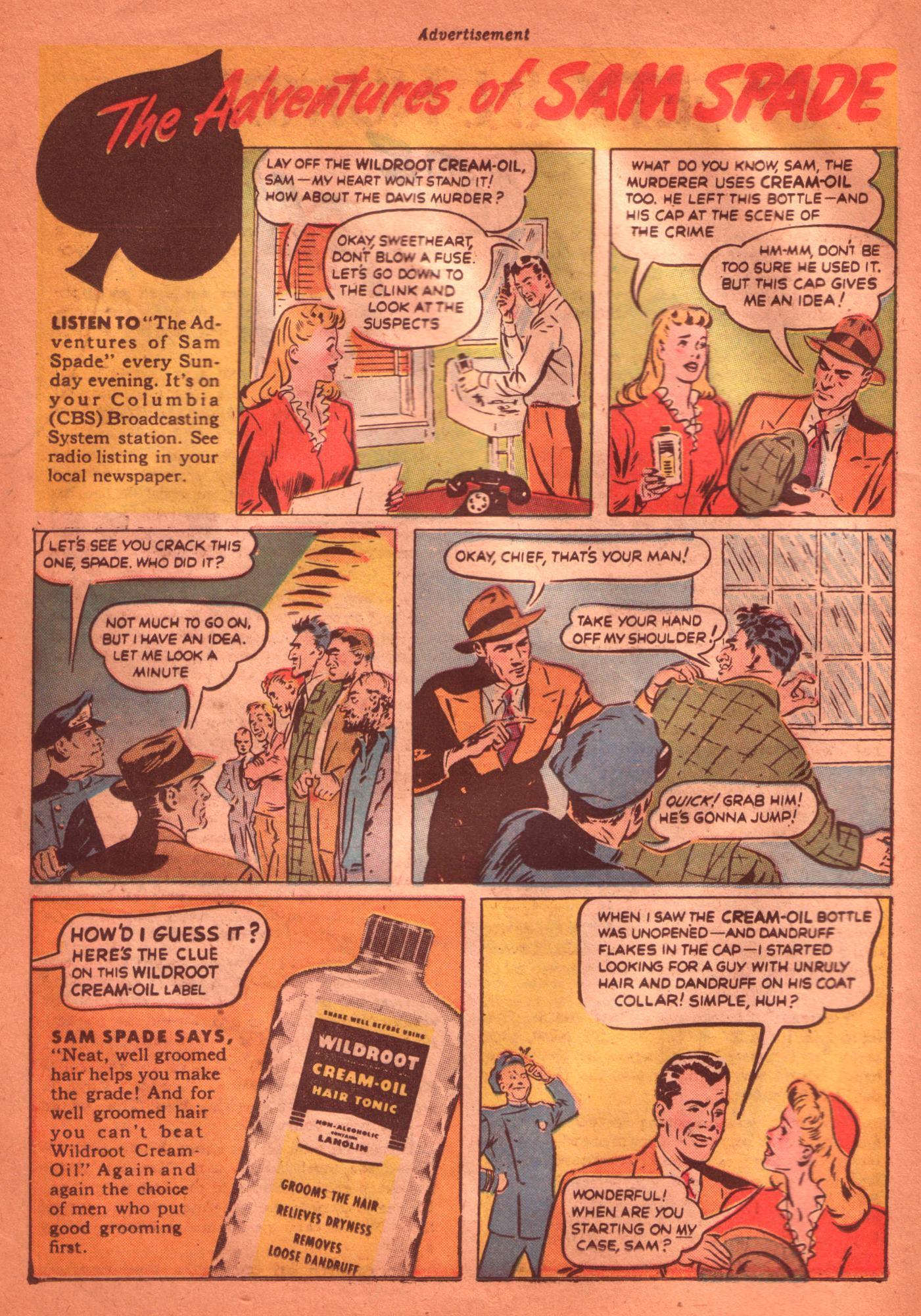 Read online Detective Comics (1937) comic -  Issue #125 - 32