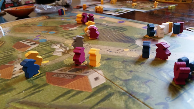 Viticulture Stonemaier Games board game review