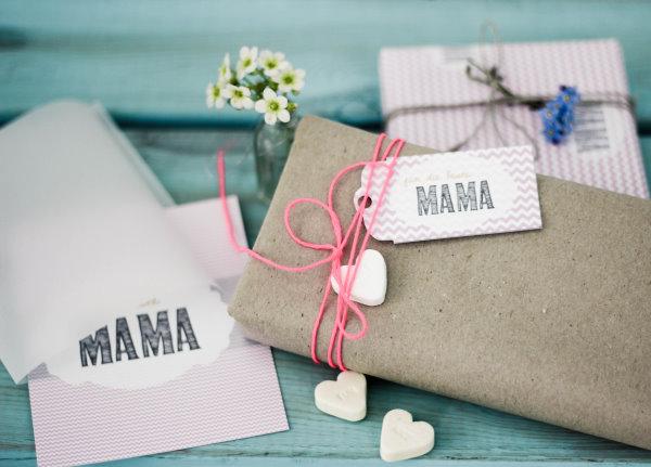 Für die besten Mamas der Welt!