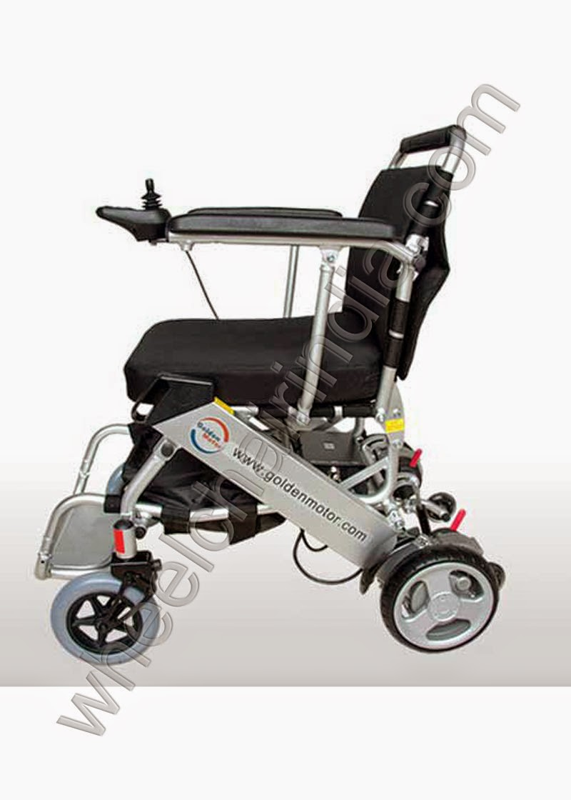 Useful Electric Wheelchair For Handicapped Persons